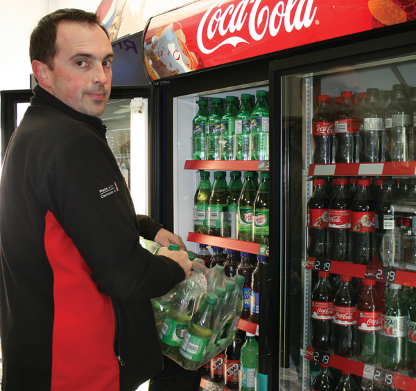 Teamster members working at Coca-Cola plants in B.C.