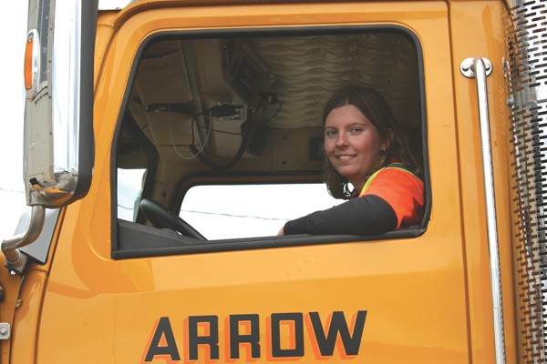 Teamsters at Arrow Transport